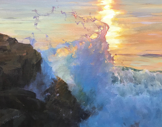 Illumination, 16 x 20, Oil, © Karen Blackwood