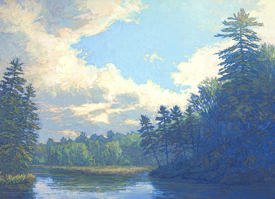 Utowana Inlet II by Thomas Paquette