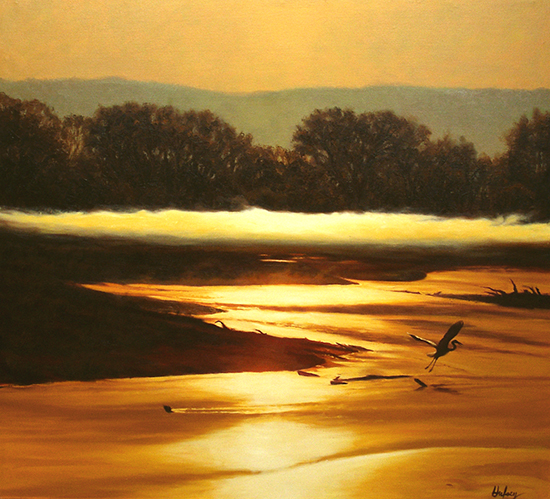 Sunrise River II