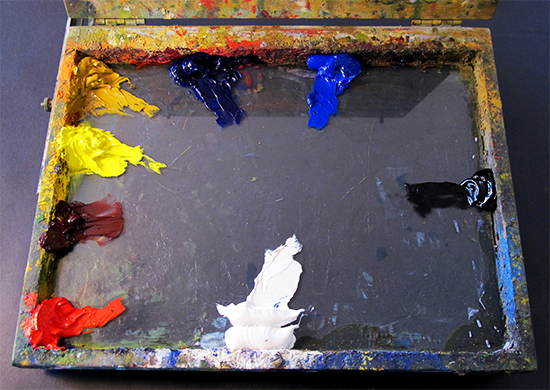 Color Mixing Secrets For The Plein Air Painter The Artist 39 S Road
